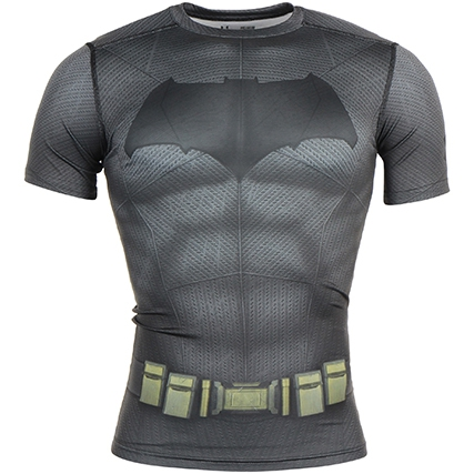 UNDER ARMOUR: TRANSFORM YOURSELF BATMAN KOMPRESSIONSTRÖJA