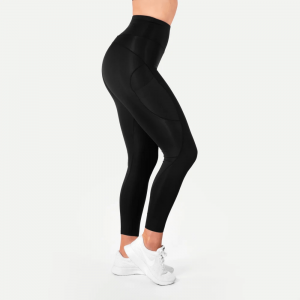 BETTER BODIES: HIGH WAIST LEGGINGS - SVART