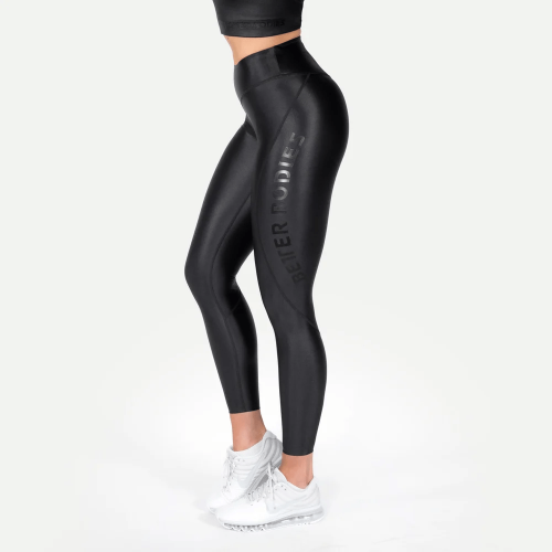 BETTER BODIES: VESEY V2 LEGGINGS - SVART