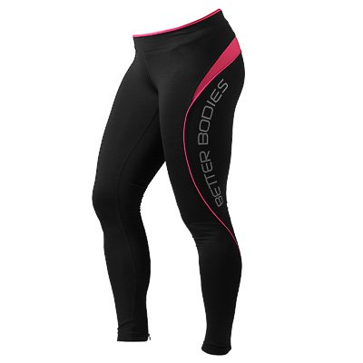 BETTER BODIES: FITNESS LONG TIGHTS PINK
