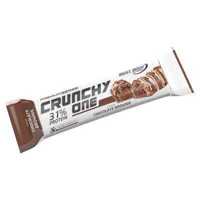 BEST BODY NUTRITION: CRUNCHY ONE PROTEIN BAR - 51gr