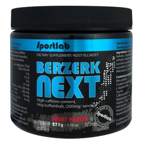SPORTLAB: BERZERK NEXT - 275gr