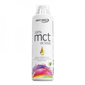 BEST BODY NUTRITION: MCT 5000 OLJA - 500ml