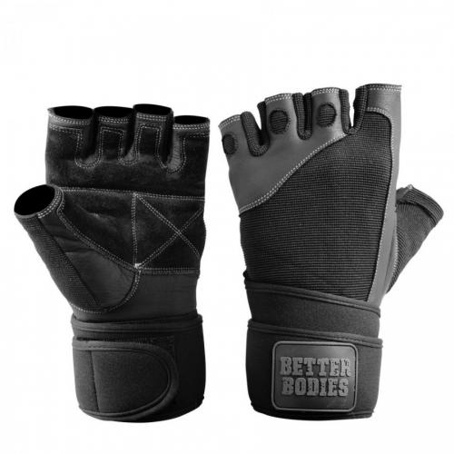 BETTER BODIES: PRO WRIST WRAP GYM HANDSKAR - 1 PAR