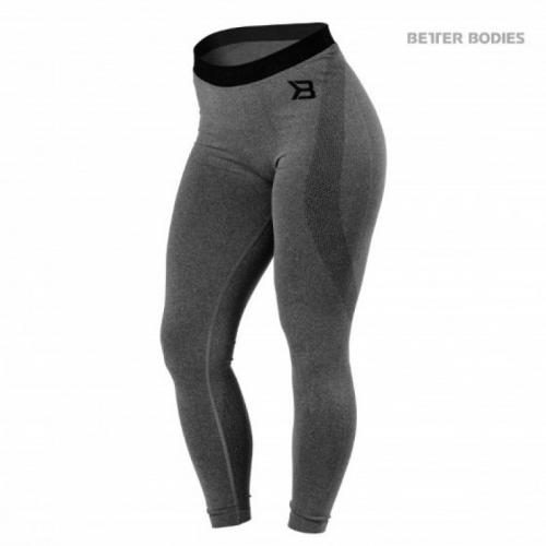 BETTER BODIES: ASTORIA CURVE TIGHTS - GRÅ