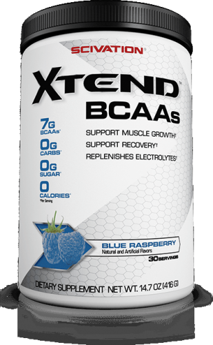 SCIVATION: XTEND BCAA 30 SERVERINGAR - 400gr