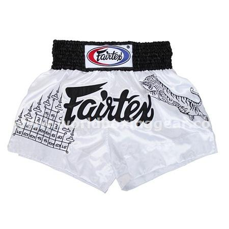 FAIRTEX: SUPERSTITION MUAY THAI SHORTS