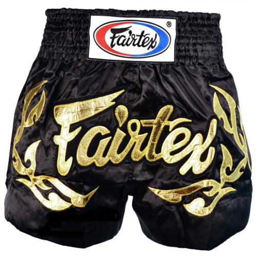 FAIRTEX: ETERNAL GOLD MUAY THAI SHORTS