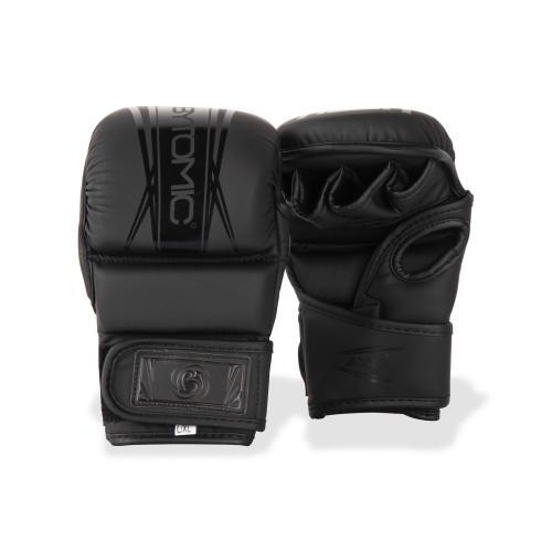 BYTOMIC: AXIS V2 MMA SPARRING HANDSKAR - SVART