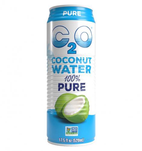 C2O: PURE COCONUT WATER (520mL)