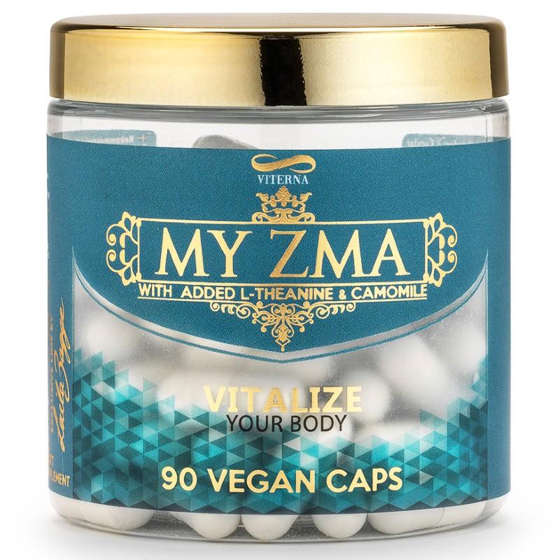 VITERNA: LAILA BAGGE MY ZMA - 90 CAPS