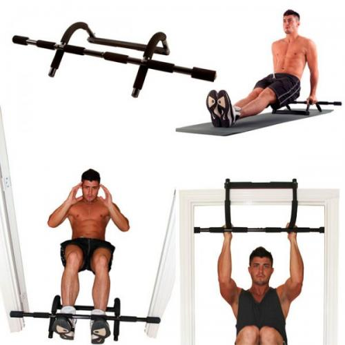 FITNESS-MAD: UNIVERSAL TRAINING BAR