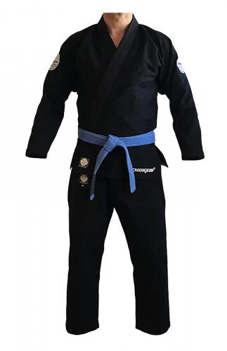 735b9438faf01 CHOKEM  LIGHT COMPETITION 3.0 BJJ GI - BLACK