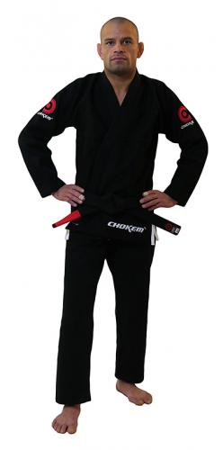 CHOKEM: LIGHT COMPETITION v2.0 BJJ GI - SVART
