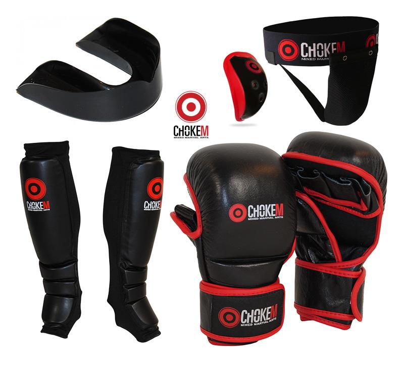 CHOKEM: MMA SPARRING PAKET COMFORT HERR