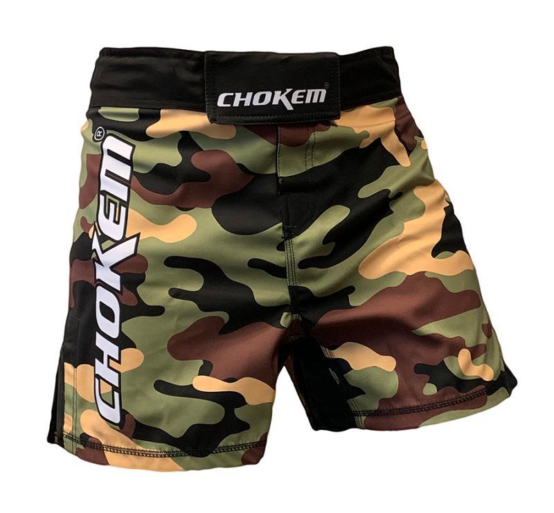 CHOKEM: CLASSIC CAMOU MMA SHORTS