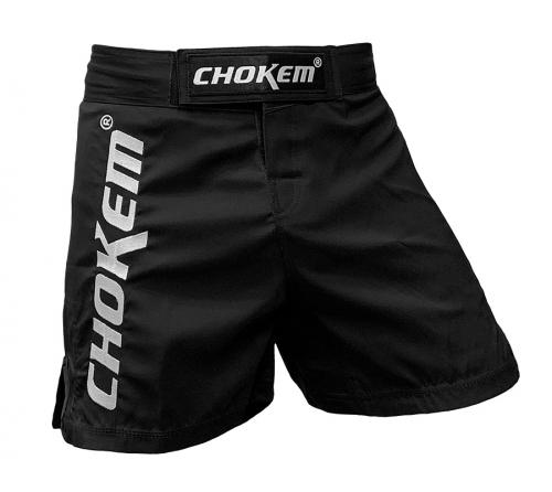 CHOKEM: CLASSIC MMA SHORTS - SVART