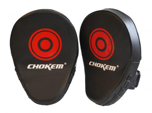 CHOKEM: PRO CURVED FOKUS MITTS - 1 PAR