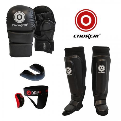 CHOKEM: MMA SAFE SPARRINGPAKET - SVART