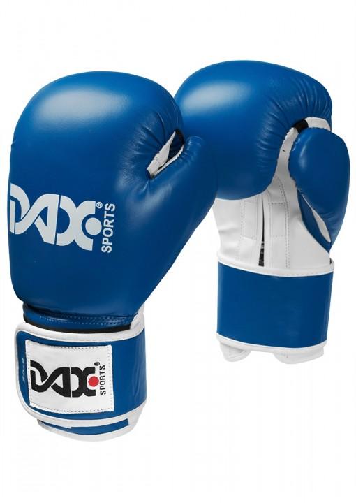 blå junior boxningshadske Dax