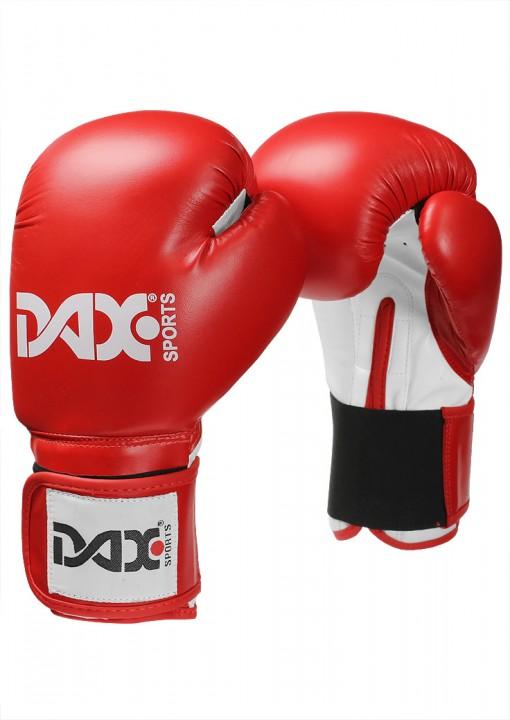 röd junior boxningshadske Dax