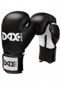 svart junior boxningshadske Dax