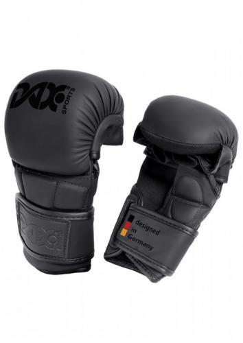 DAX: MMA SPARRING HANDSKAR BLACK LINE