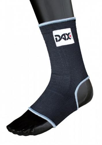 DAX: ANKELSTÖD SVART - 1 PAR