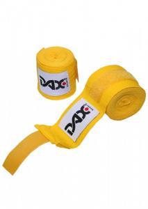 DAX: BOXNINGSLINDOR 3,5 METER - GUL