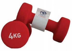 FITNESS-MAD: NEO HANTLAR 4kg - 1 PAR
