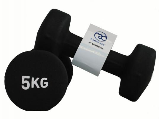 FITNESS-MAD: NEO HANTLAR 5kg - 1 PAR