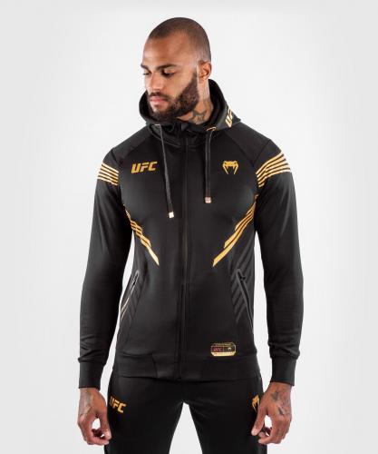 VENUM: UFC AUTHENTIC FIGHT NIGHT MEN'S WALKOUT HOODIE - CHAMPION