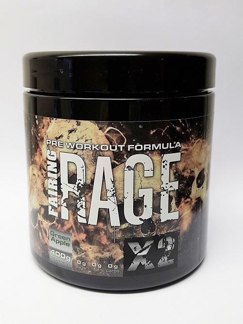 FAIRING: RAGE X2 - 400gr