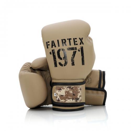 FAIRTEX: F-DAY 2 1971 DESERT CAMO BOXNINGSHANDSKAR