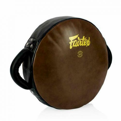 FAIRTEX: LKP2 DONUT MITTS - BRUN