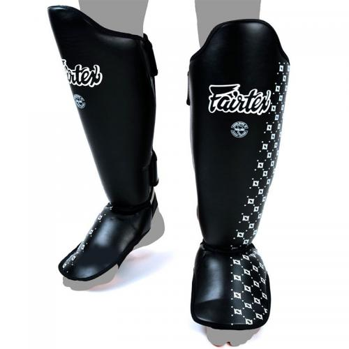 FAIRTEX: SP5 BENSKYDD - 1 PAR