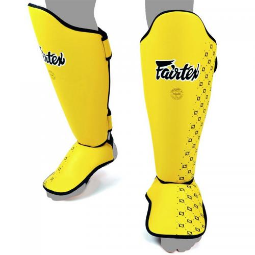 FAIRTEX: SP5 BENSKYDD - GUL