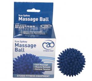 FITNESS-MAD: SPIKEY MASSAGE BOLL - 9cm