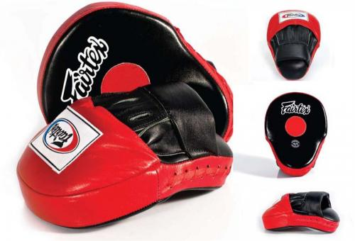 FAIRTEX: ULTIMATE FOCUS MITTS - 1 PAR