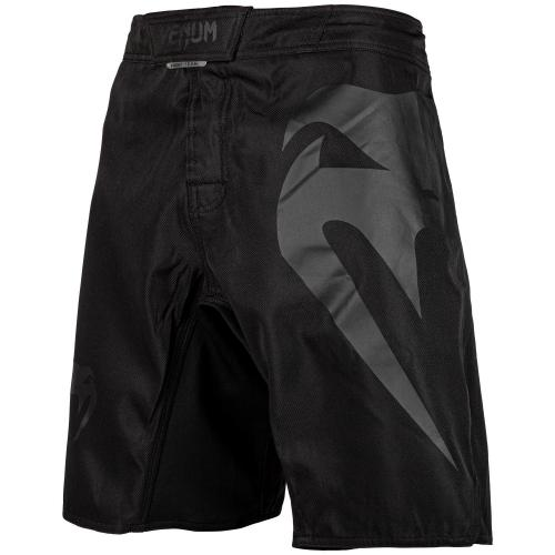 VENUM: LIGHT 3.0 FIGHTSHORTS - SVART/SVART