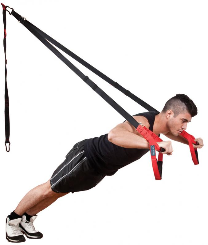FITNESS-MAD: PRO SUSPENSION TRAINER