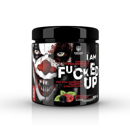 SWEDISH SUPPLEMENTS: F#CKED UP JOKER EDITION - 300gr