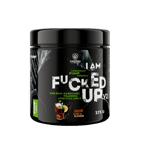 SWEDISH SUPPLEMENTS: F#CKED UP PUMP V2 - 375G