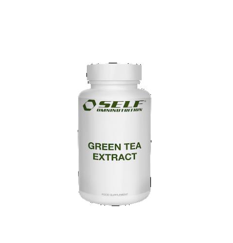 SELF: GREEN TEA - 120 tabletter