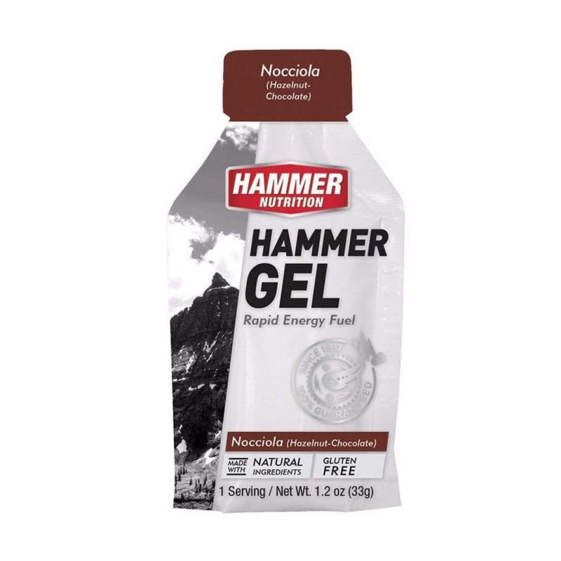 HAMMER NUTRITION: HAMMER GEL MED KOFFEIN - 1 SERVERING (33 gram)