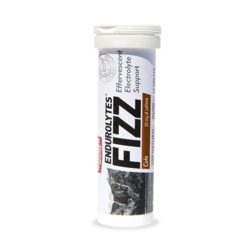 HAMMER NUTRITION: ENDUROLYTES FIZZ COLA - 13 TABLETTER