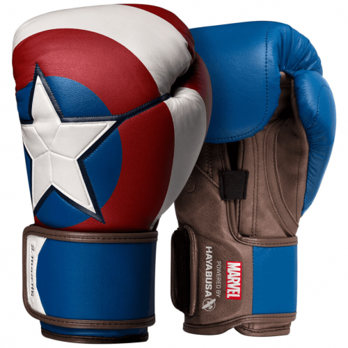 HAYABUSA: CAPTAIN AMERICA T3 BOXNINGSHANDSKAR