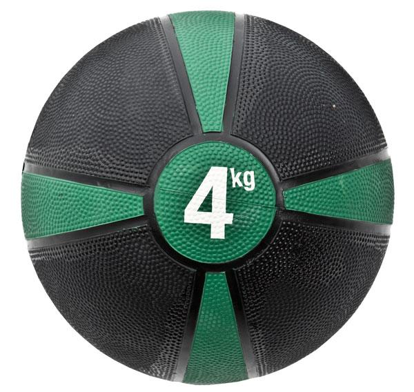 FITNESS-MAD: MEDICINBOLL - 4kg