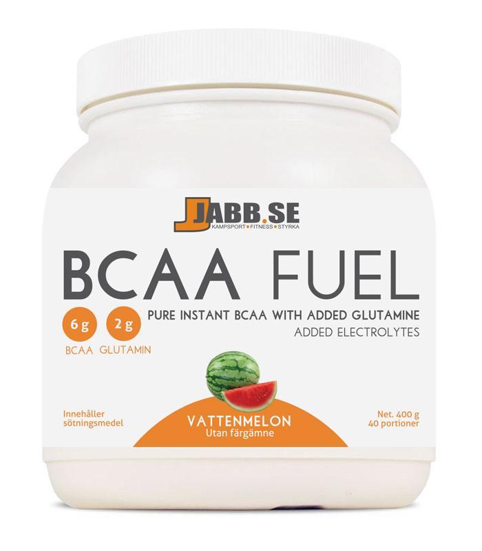 JABB: BCAA FUEL - 400gr (40 portioner)