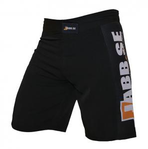 JABB: MMA SHORTS 4-WAY STRETCH - SVART